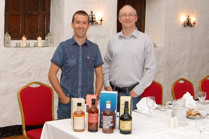 Whiskey Tasting Evening Ennis Part 2