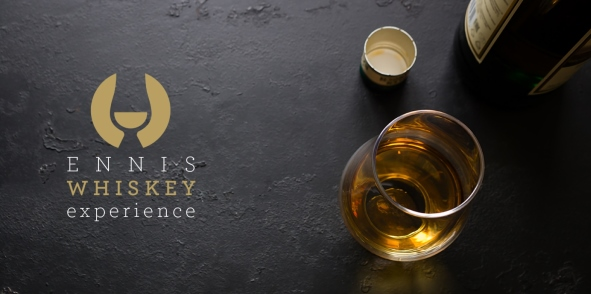 Ennis Whiskey Experience Banner